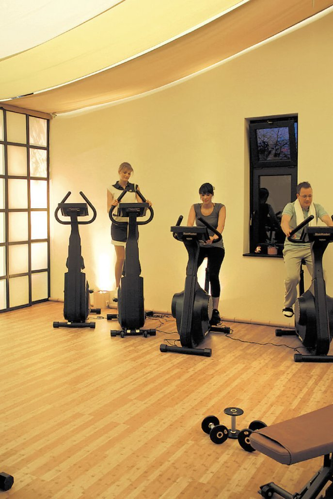 Gym at Sportpark - Parkhotel Nümbrecht