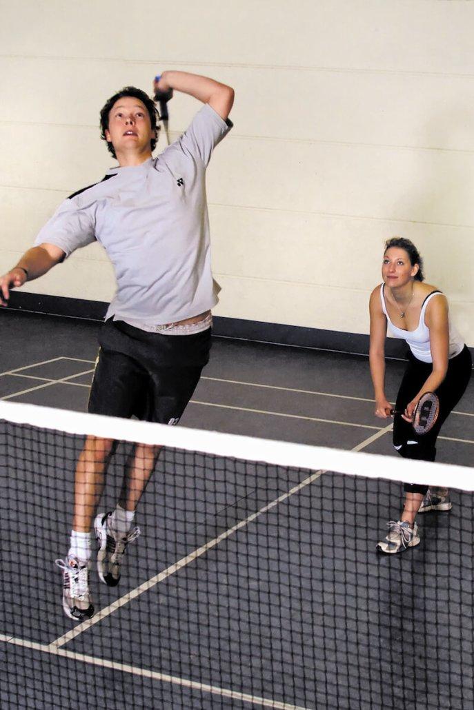 Badminton im Sportpark - Parkhotel Nümbrecht