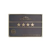Zertifikat 4-Sterne - Parkhotel Nümbrecht