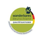 Zertifikat Wanderbares Deutschland - Parkhotel Nümbrecht
