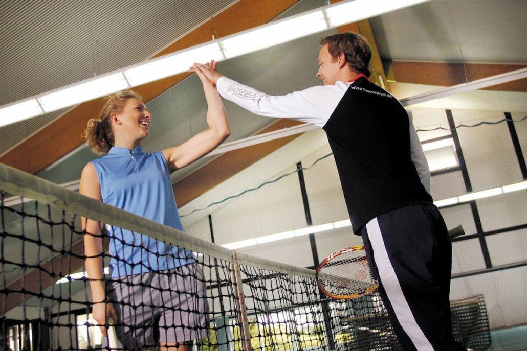 Tennis im Sportpark - Parkhotel Nümbrecht