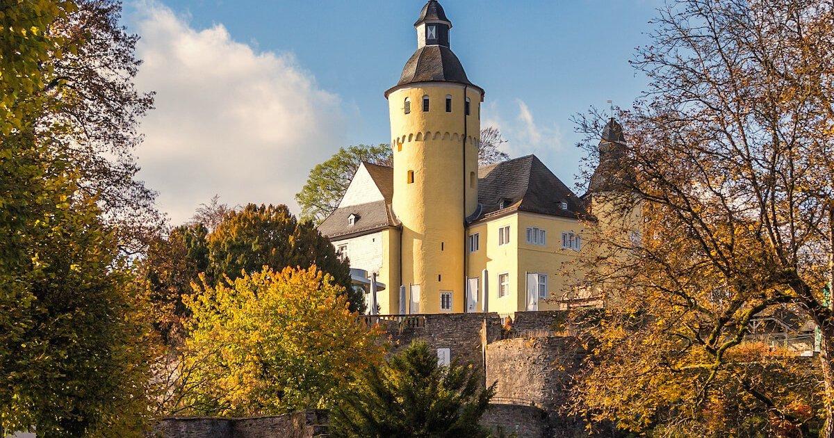 Schloss Homburg Nümbrecht