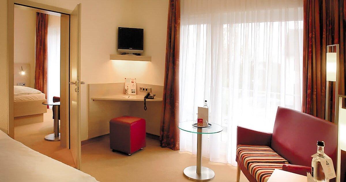 Junior Suite - Parkhotel Nümbrecht