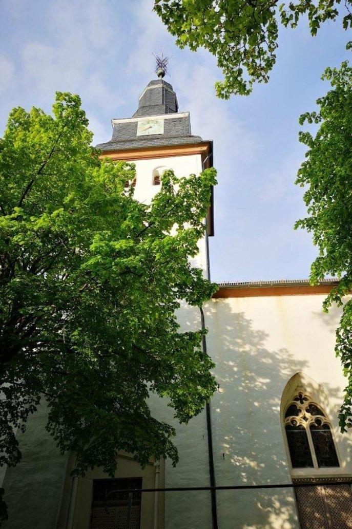 Dorfkirche Lieberhausen