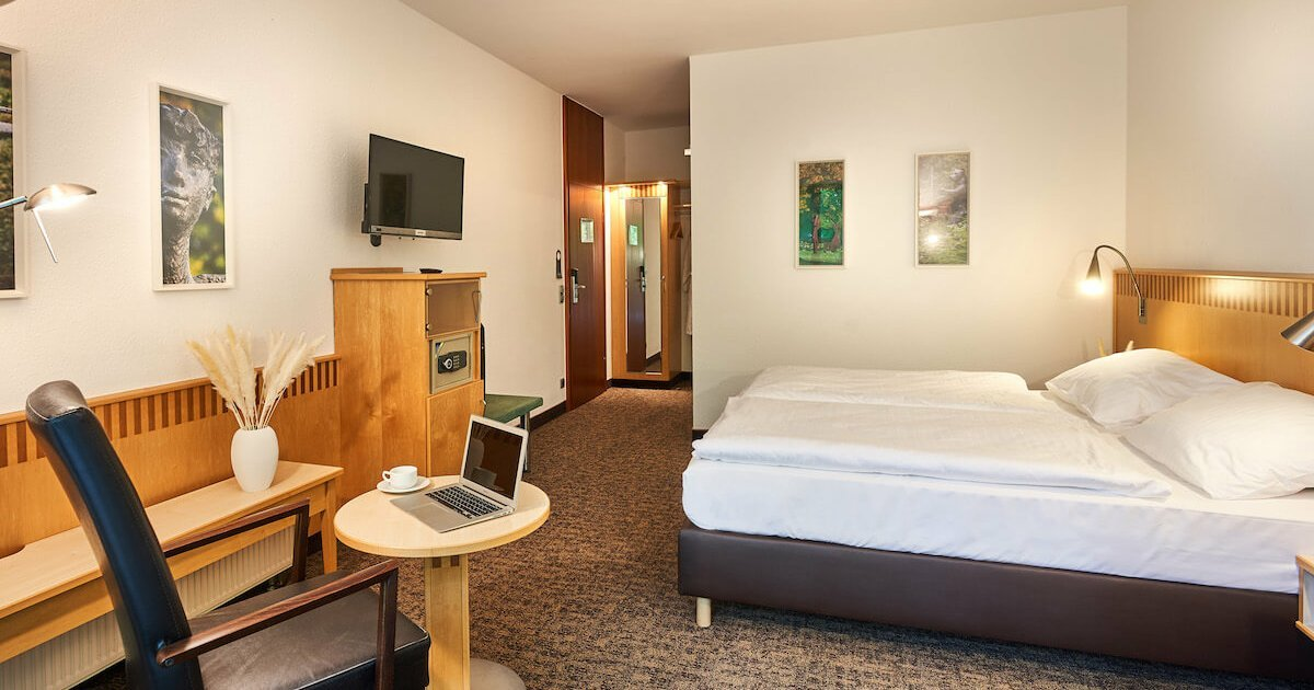 Classic Doppelzimmer - Parkhotel Nümbrecht