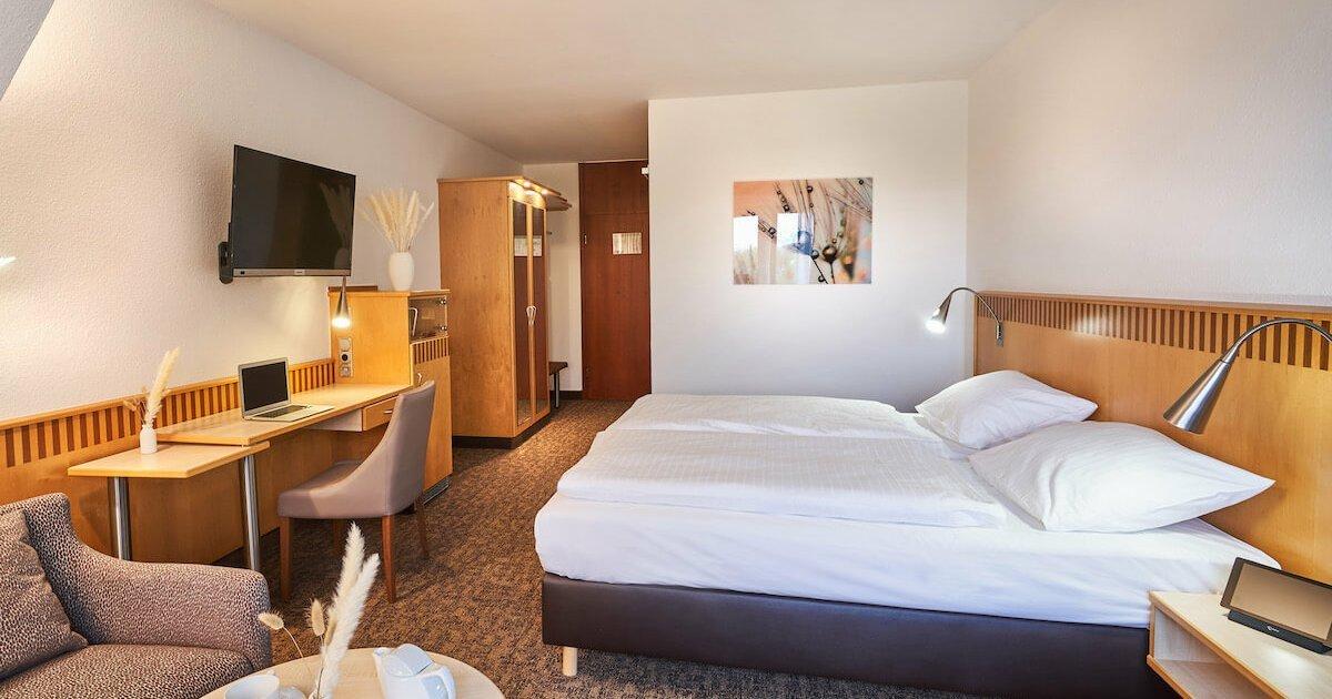 Comfort double room - Parkhotel Nümbrecht