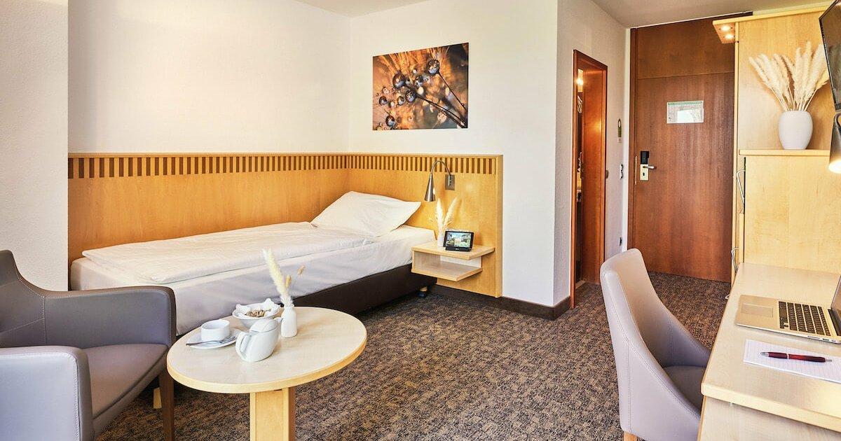 Comfort single room - Parkhotel Nümbrecht
