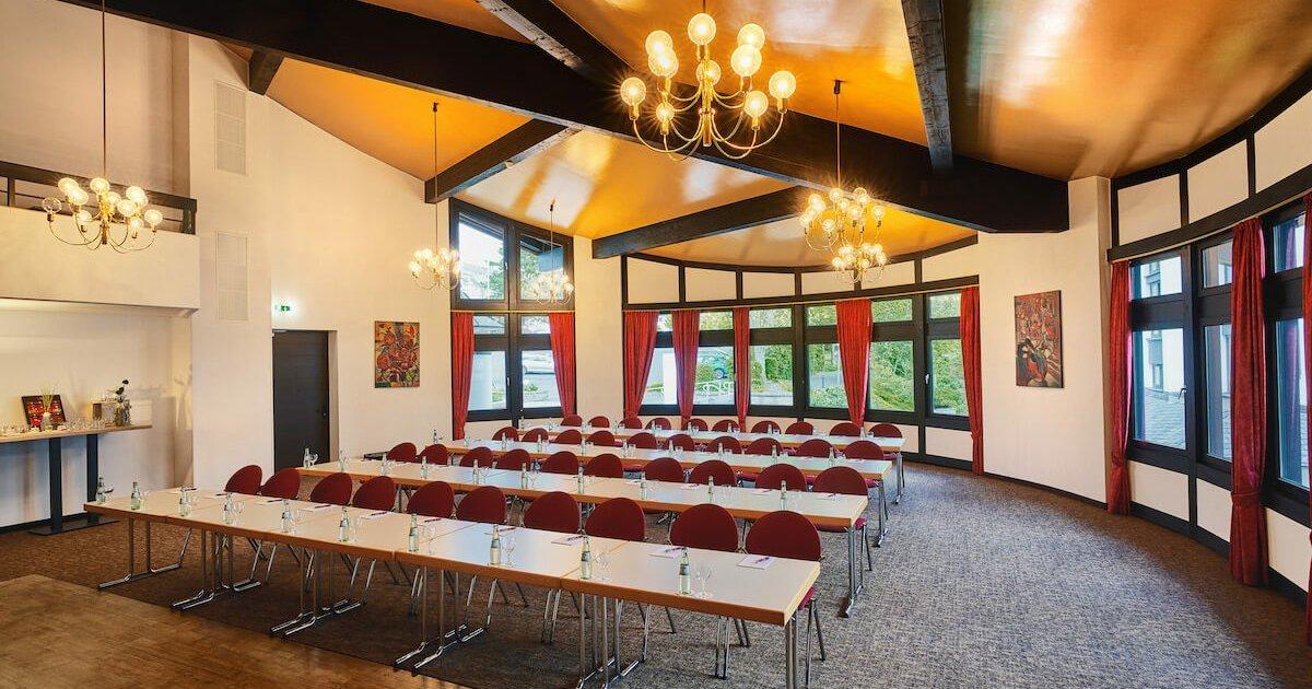 Tagungsraum Homburg - Parkhotel Nümbrecht