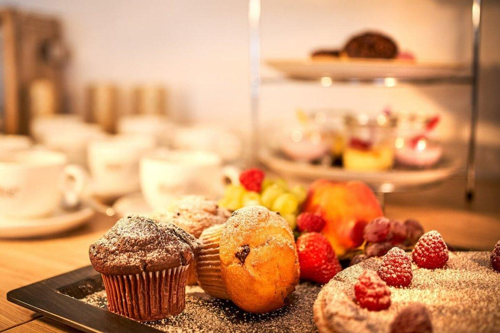 Kaffee und Kuchen - Parkhotel Nümbrecht