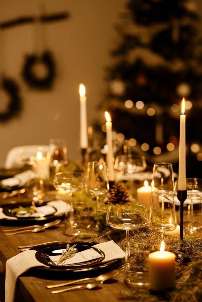 Table set - Package Stressless Christmas Parkhotel Nümbrecht