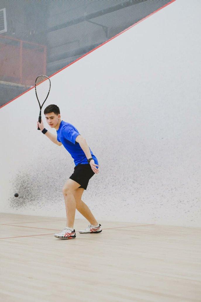 Squash at Sportpark - Parkhotel Nümbrecht